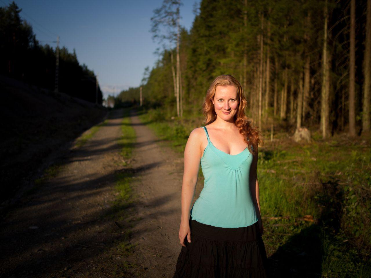 Joanna Numminen. Kuva: Juha Harju.