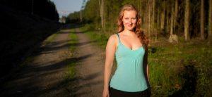 Lähikuvassa – Joanna Numminen